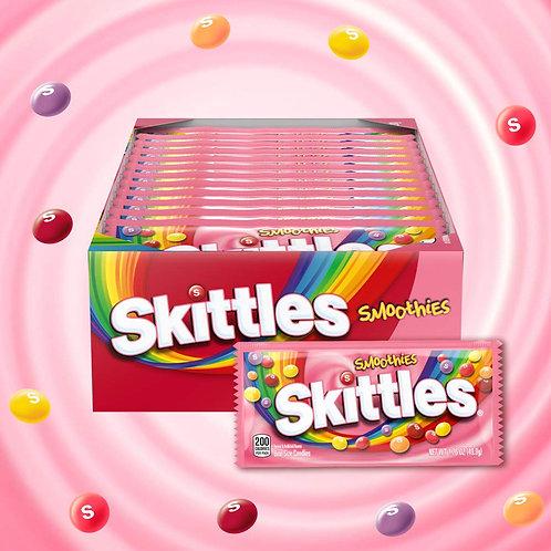 Skittles Smoothies 1.76oz Bag 24ct.
