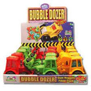 Kidsmania Bubble Dozer Toy Candy 12ct.