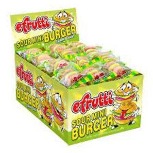 E-Frutti Sour Burger 60ct.