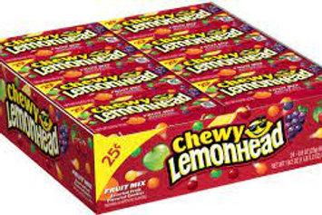 Lemonhead Fruit Mix 24ct.