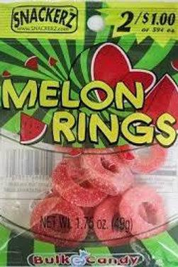 Snackerz Melon Rings