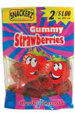 Snackerz Strawberry Gummy