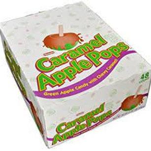Tootsie Caramel Apple Sucker 48ct.