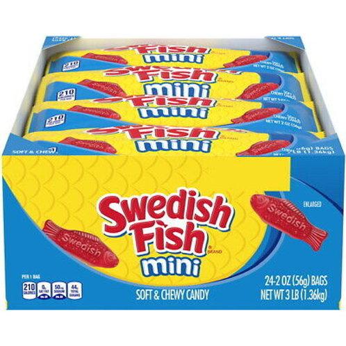 Sweedish Fish Mini 24ct.