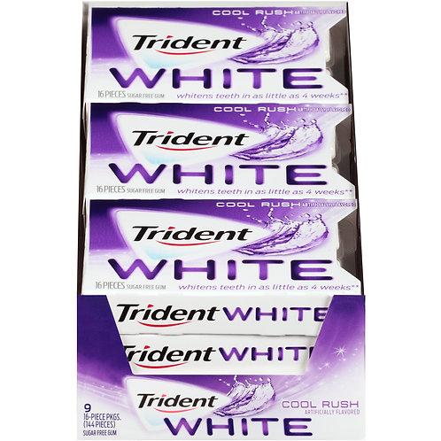 Trident White Cool Rush 9ct.