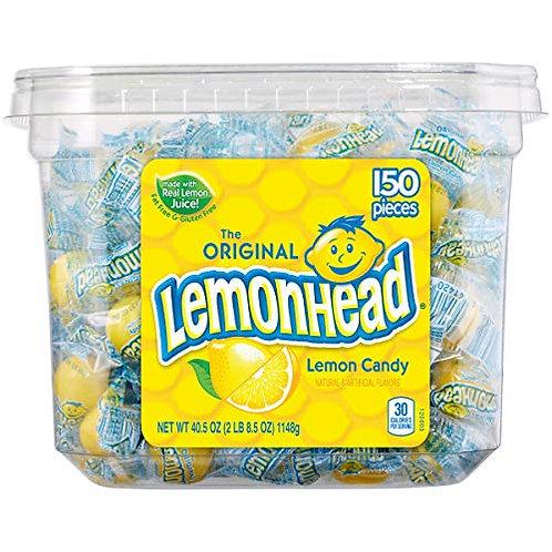 LemonHead 150ct. Jar