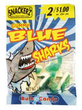 Snackerz Blue Sharks