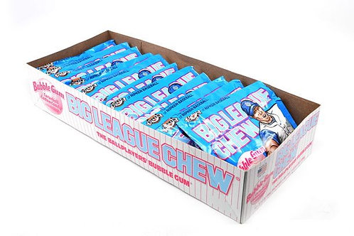 Big League Chew Cotton Candy 2.12oz 12ct.