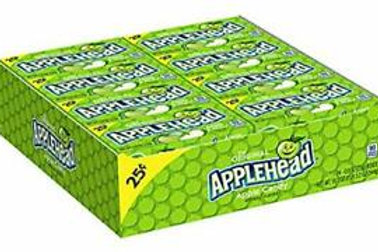 AppleHead Hard Candy 0.8oz 24ct.