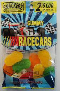 Snackerz Gummy Racecars