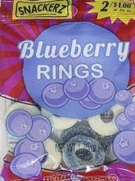 Snackerz Blueberry Rings