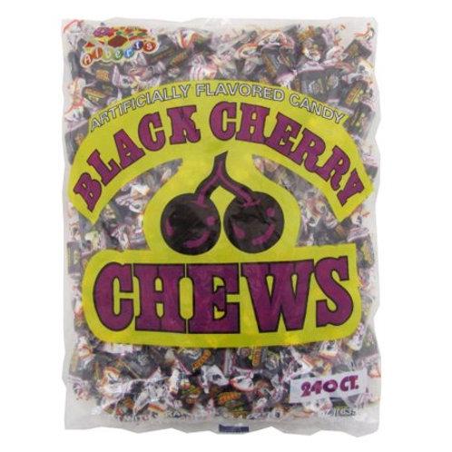 Albert's Chews Black Cherry 240ct.
