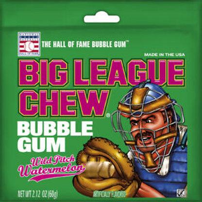 Big League Chew Watermelon 2.12oz 12ct.