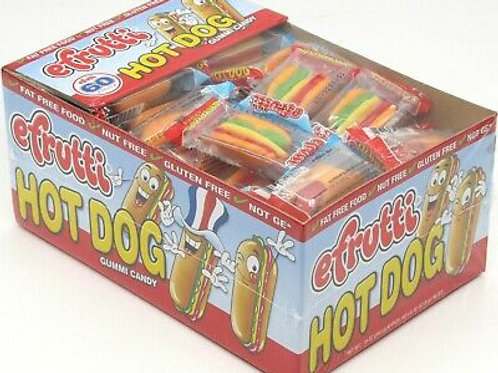 E-Frutti Hot Dog 60ct.