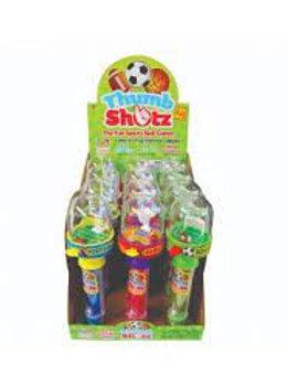 Kidsmania Thumb Shotz Toy Candy 12ct.