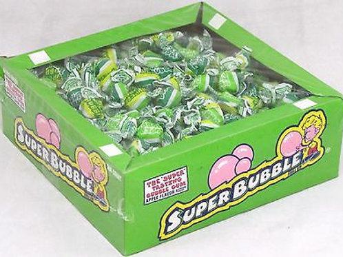 Super Bubble Gum Apple Flavor 300ct.