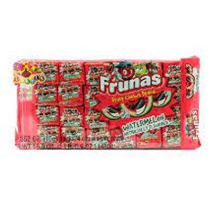 Frunas Fruit Chews Watermelon 48ct.