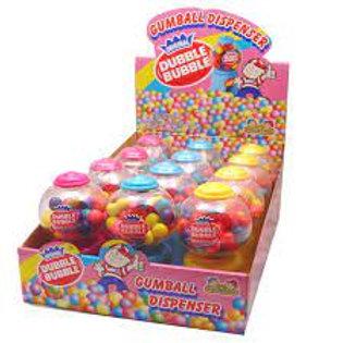 Dubble Bubble Mini Dispenser Toy Candy 12ct.