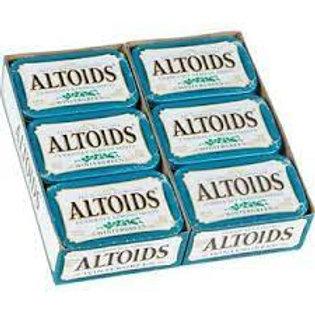 Altoids Mints Wintergreen 1.76oz 12ct. Tin