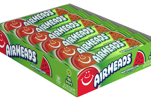 Air Heads Watermelon 36ct.