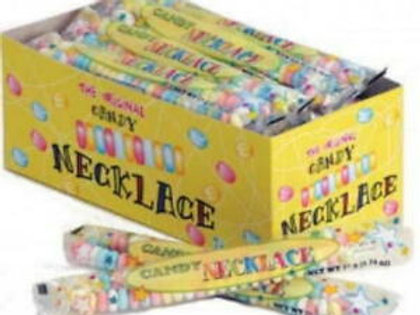 Candy Necklace 24ct. Box