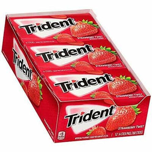 Trident Strawberry 12ct.