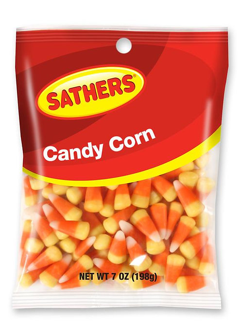 Sathers Candy Corn 12ct. Box