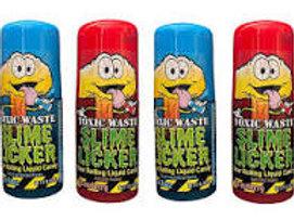Toxic Waste Mega Slime Licker 4ct.