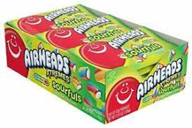 Airheads Xtremes Sourfuls 18ct.