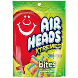 Airheads Xtreme Sour Bites Peg Bag 12ct.