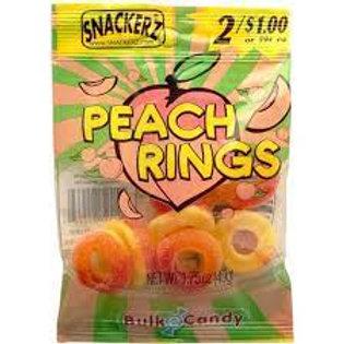 Snackerz Peach Rings