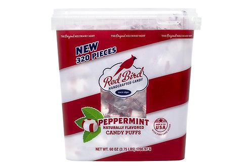 Red Bird Peppermint Candy Puffs 320ct.