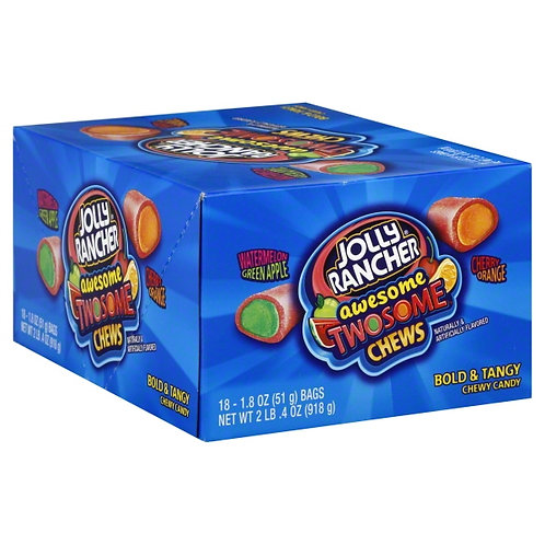 Jolly Rancher Awesome Twosome Bites 18ct.