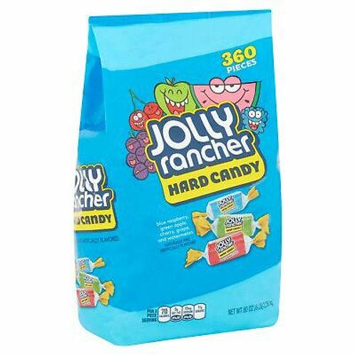 Jolly Rancher Original Hard Candy, Assorted Fruit Flavors, 5 Lb Bag 360ct.