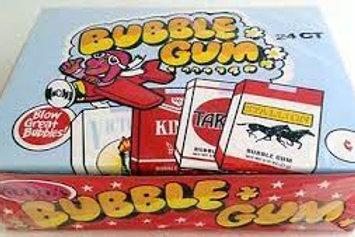 World Confections Bubble Gum Cigarettes 24ct.