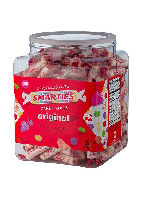Smarties 180ct. Jar