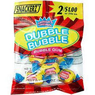 Snackerz Dubble Bubble