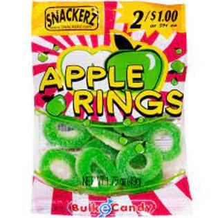 Snackerz Apple Rings