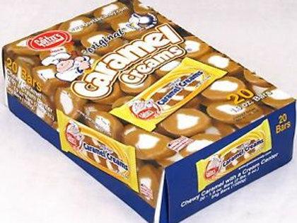 Goetze's Caramel Creams 1.9oz 20ct.