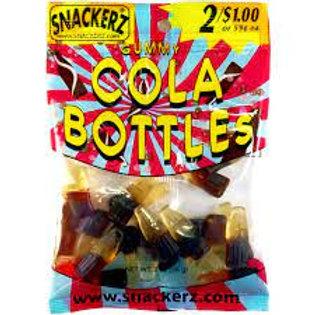 Snackerz Cola Bottles