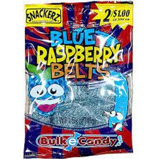 Snackerz Blue Raspberry Belts
