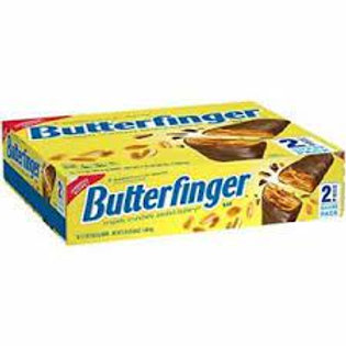 Butterfinger King Size 3.7oz 18ct.