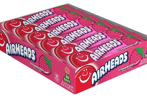 Air Heads Strawberry 36ct.
