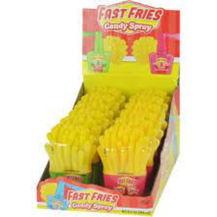 Koko's Fast Fries Spray Toy Candy 12ct.