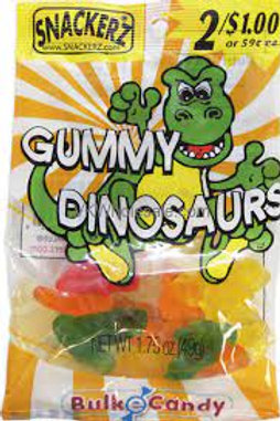 Snackerz Gummy Dinosaurs
