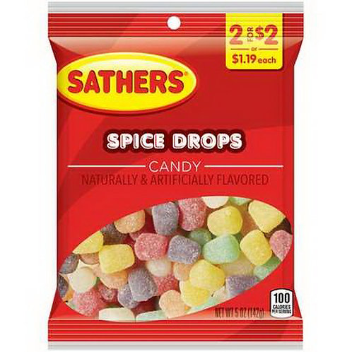 Sathers Slice Drop 12ct. Box