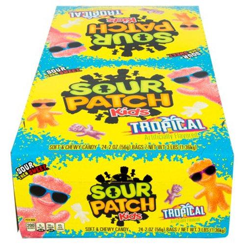Sour Patch Kids Tropical 24ct.