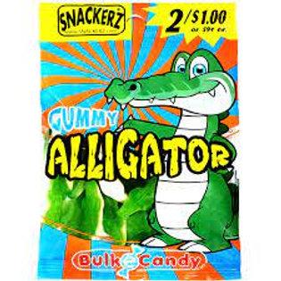 Snackerz Gummi Alligators