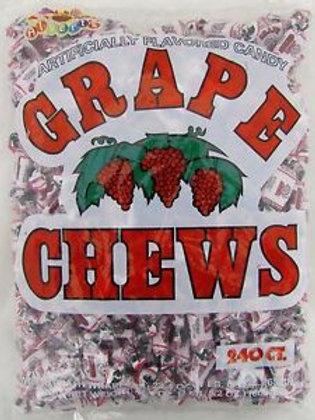 Albert's Chews Grape 240ct.