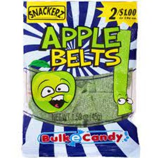 Snackerz Apple Belts